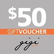 Image of $50 Gigi Hair Gift Voucher