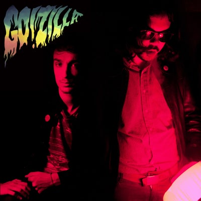"Image of GO!Zilla S/T 7"" - OUT NOW!!!"