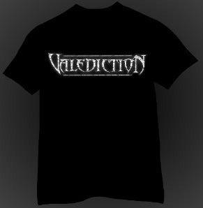 Image of Valediction Black T-Shirt