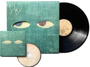 """Image of """"Voyeur"""" - Full Length Album - CD & 12"""" Vinyl"""