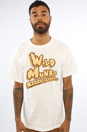 Image of WMP Text Logo | Ochre on White