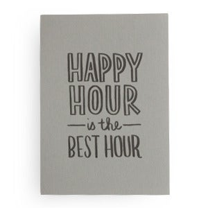 Image of Happy hour is the best hour, print