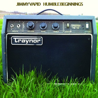 """Image of Jimmy Vapid Solo """"Humble Beginnings"""" 7"""" - OUT NOW!!!"""