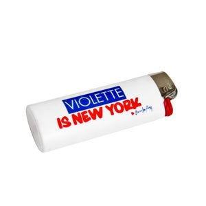 Image of Baron Von Fancy x Violette New York Bic Lighter