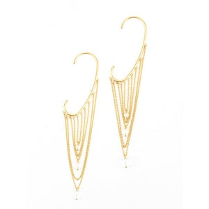 Image of Jessamine Ear Cuff