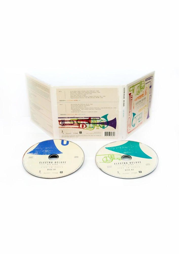 Image of Live in Paris - CD