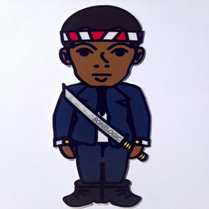 Image of Frank Sticker