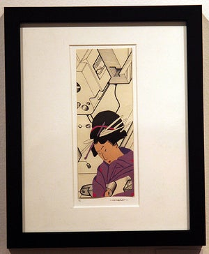 "Image of ""GEISHA #1"" - MIKE HAMMECKER"