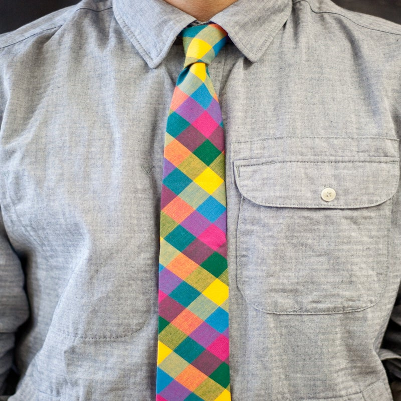 Image of Pastel Plaid