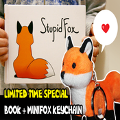 Image of SPECIAL: BOOK & KEYCHAIN