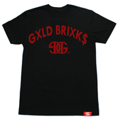 Image of GXLD BRIXK$ Tee