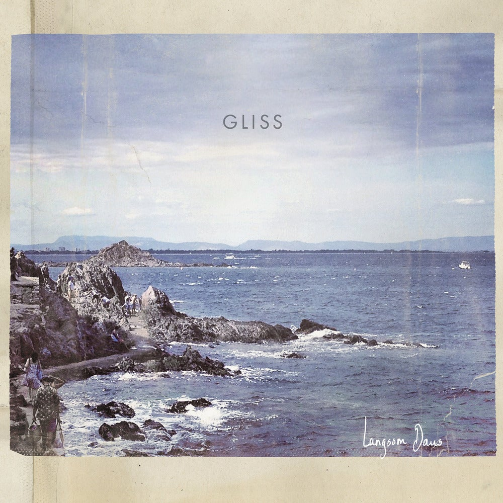 Image of Gliss - Langsom Dans Double LP Vinyl + Download Card