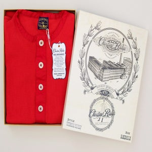 Image of Red Devil Thermal Henley