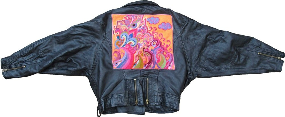 Image of Leather Series: Crazy Dreams