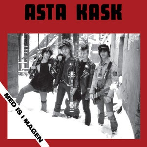 """Image of ASTA KASK """"MED IS I MAGEN"""" 12"""""""