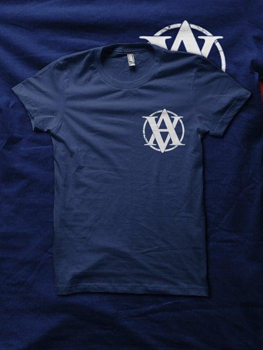 Image of Avantine - Blue Crest Tee