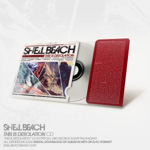 "Image of ""THIS IS DESOLATION"" CD + DIGITAL DOWNLOAD [6 EUR / 1800 HUF]"