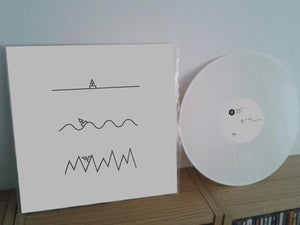 "Image of PiN013 Kermit - Autoficción 12"" White Vinyl LP"