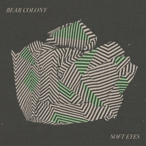 Image of Bear Colony - 'Soft Eyes' CD