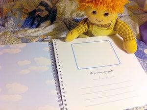 """Image of """"Mi primer libro"""""""