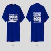 Image of Cosmopolitan Country Sound Waves T-shirt