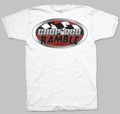 Image of Chop Rod Ramble Event T-Shirt