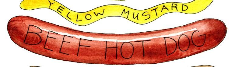 Image of Chicago Hot Dog