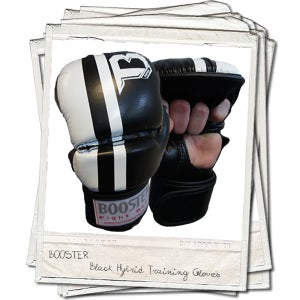 Image of Booster Pro Range MMA Sparring Gloves