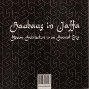 Image of Bauhaus In Jaffa