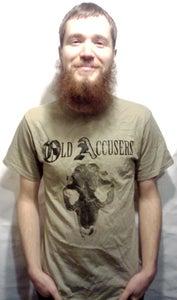 Image of OA Beaver Skull T-Shirt