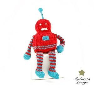 Image of Robbie Robot