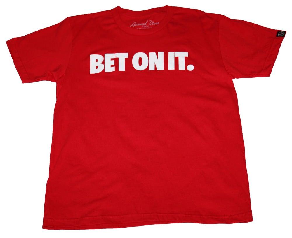Image of B.O.I. Tee - RED