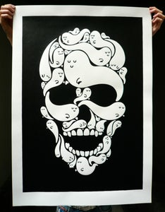 Image of For The Love Of Gawd - Screen Print