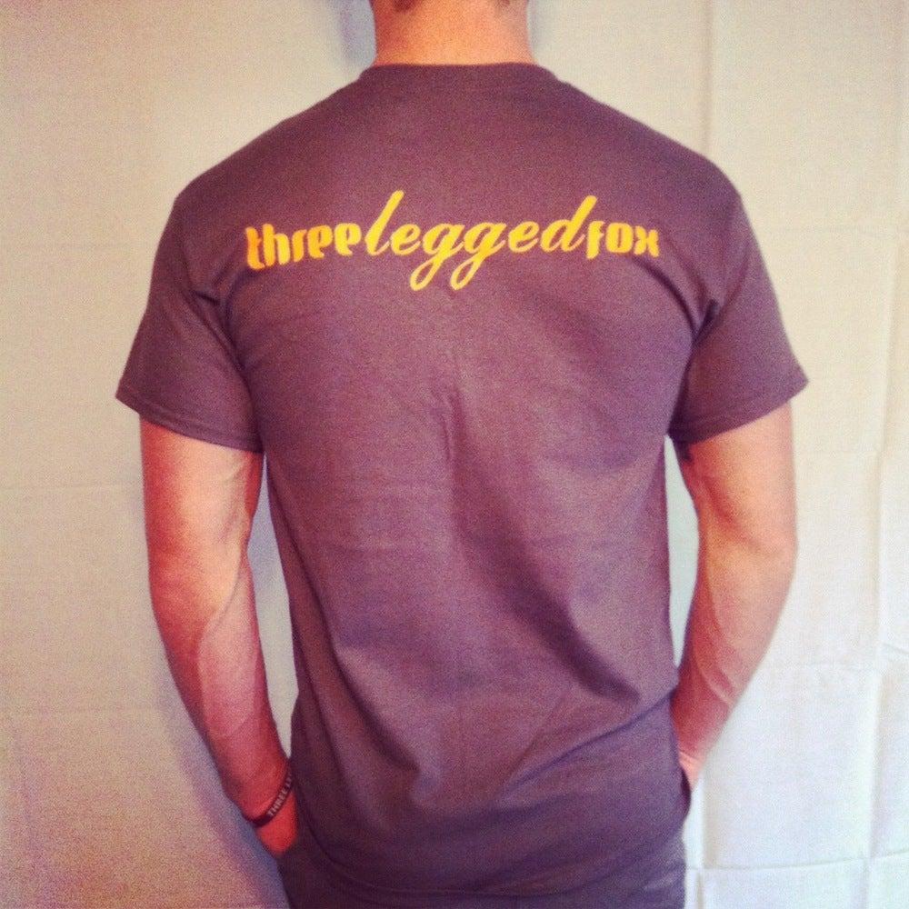 Image of CheckerBoard Fox T-Shirt
