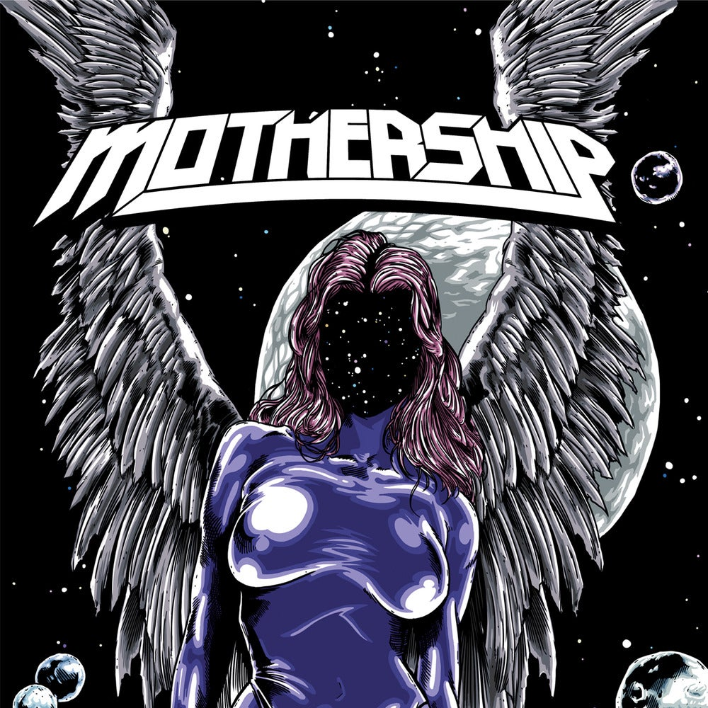 Image of Mothership - Mothership (CD)