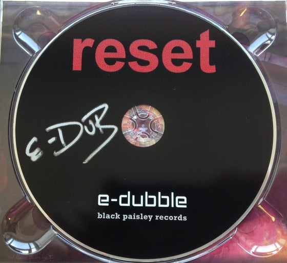 Image of Reset (EP) Autographed