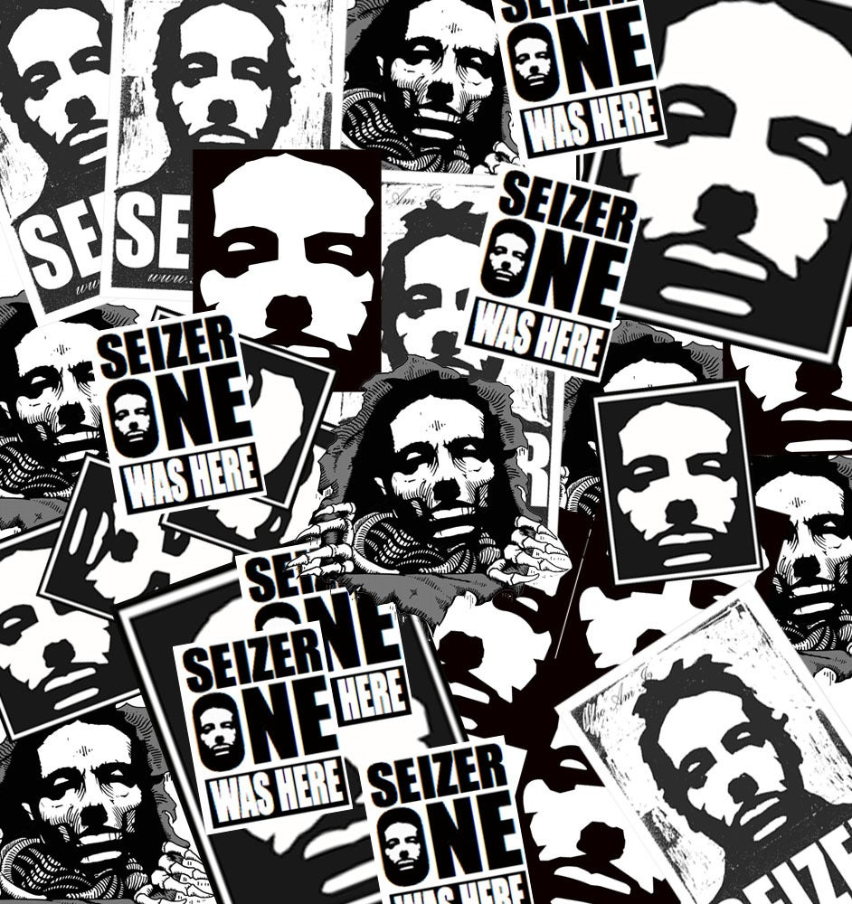 Image of SEIZER STICKER PACKS