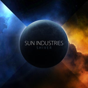 """Image of Sun Industries - Shiver - Limited Edition Orange 7"""" Vinyl"""