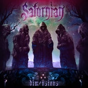 Image of Saturnian - Dimensions (2012 Indie Recordings)