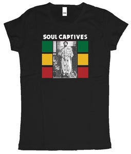 Image of women soul captive