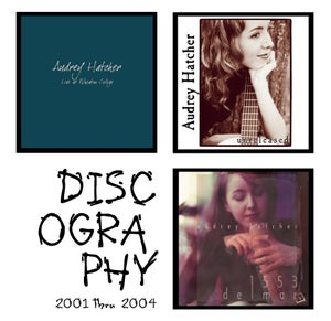 Image of Discography Package 2001-2004