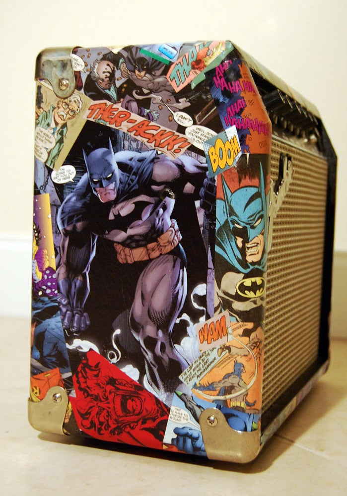 Image of BatGuitar and BatAmp Set