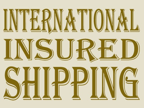 Image of International Tracked & Insured Shipping