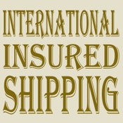 Image of International Insured Shipping