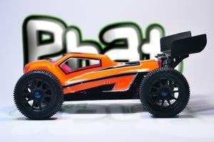 Image of Phat Bodies 'KABOOM' for Losi Mini-8ight, Carisma GTB, Schumacher LC Racing EMB-1