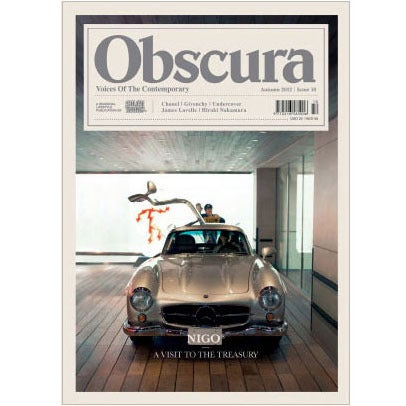 Image of Obscura Issue 10
