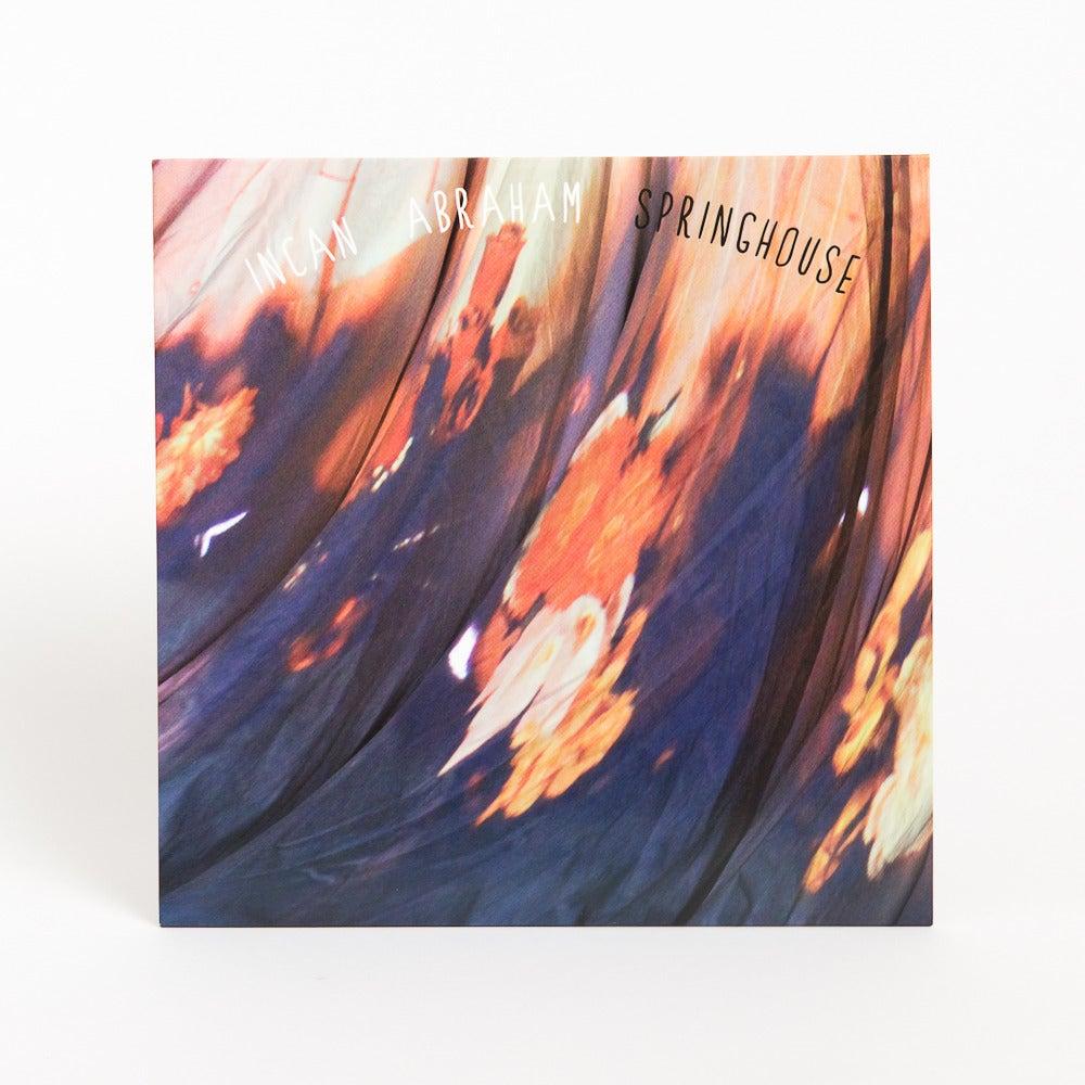 "Image of Incan Abraham ""Springhouse"" 10 Inch Vinyl"