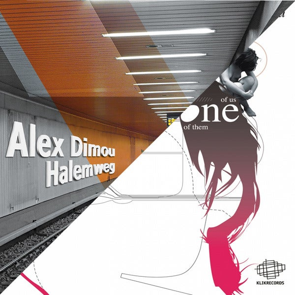 Image of Alex Dimou - Halemweg + One Of Us One Of Them  2 cd Package
