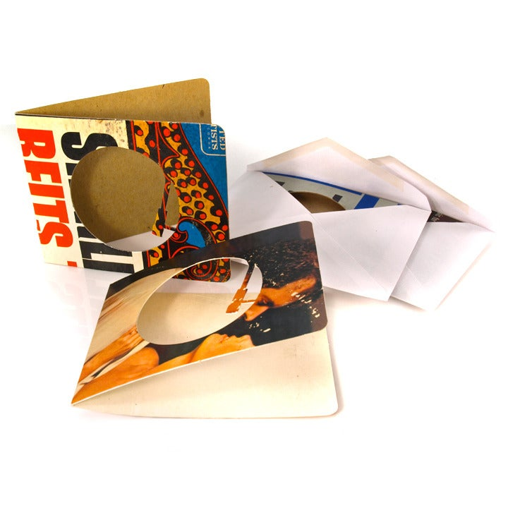 Image of Record Sleeve Stationary Sets