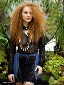 Image of GENEVA BLESSING necklace 26''